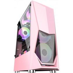 СБ Альдо Intel Премиум i3 10100F(4/8*3.6-4.3)/8ГБ DDR4/SSD512ГБ/GTX1650*4ГБ GDDR6/W10 Pro/розовый