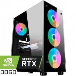 СБ Альдо Intel Премиум+ Xeon E5-2689(8/16*2.6-3.6)/16ГБ DDR3/2ТБ+SSD240ГБ/RTX3060*12ГБ/W10 Pro