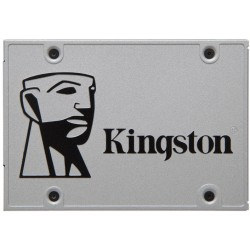 Жесткий диск SSD SATA-III 240GB Kingston SUV400S37/240G (Marvell, TLC, 490/550 мб/с)