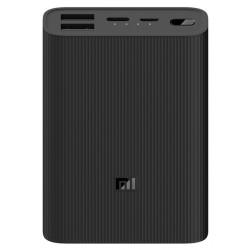 Аккумулятор внешний 10000 mAh Xiaomi Mi Power Bank 3 Ultra compact черный BHR4412GL