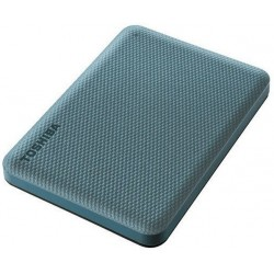 "Внешний жесткий диск Toshiba Canvio Advance (HDTCA10EG3AA) зелёный (USB3.0,2.5"",1TB)"