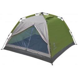 Палатка Jungle Camp Easy Tent 2 зеленый/серый 205х150х105см 70860