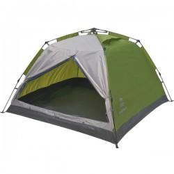 Палатка Jungle Camp Easy Tent 3 зеленый/серый 205х150х105см 70861