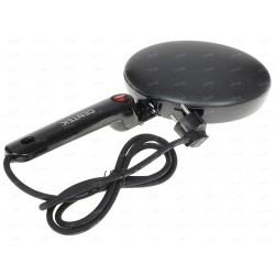 Блинница погружная Centek CT-1455 Черный 800Вт, 20см, антипригарное покрытие