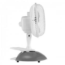 Вентилятор настольный Centek CT-5003 Gray диам. лоп. 15см, 20Вт