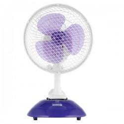 Вентилятор настольный Centek CT-5003 Violet диам. лоп. 15см, 20Вт