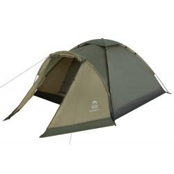 Палатка Jungle Camp Toronto 3 т.зеленый/оливковый 310x190x120см 70815