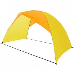 Тент пляжный Jungle Camp Palm Beach желтый/оранжевый 210х125х120см 70875