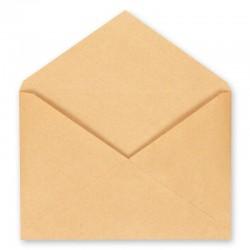 Конверт С4 крафт-бумага, без клеевого слоя, 229*324 треуг. клапан (ш/к-70376) (Арт.76421)