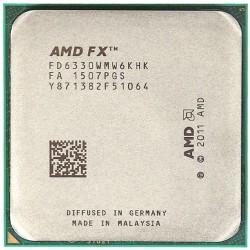 Процессор AMD AM3+ FX-6330 (6ядер/6потоков*3.6ГГц-4.2ГГц,8Mb,95Вт,oem)