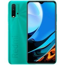 "Смартфон Xiaomi Redmi 9T 4/128G Ocean Green 2sim/6.53""/2340*1080/8*1.8+2.0ГГц/4Gb/128Gb/mSD/48+8Мп+2Мп+2Мп/NFC/And10/6000mAh"