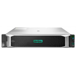 Proliant DL180 Gen10 Silver 4208 Rack(2U)/Xeon8C 2.1GHz(11MB)/1x16GbR1D_2933/P816i-aFBWC(4Gb/RAID 0/1/10/5/50/6/60)/noHDD(12up)LFF/noDVD/iLOstd/3HPFans/2x1GbEth/EasyRK/1x500w(2up)