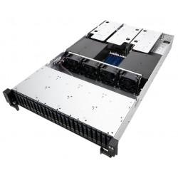 ASUS RS720-E9-RS24-E Rack 2U,Z11PP-D24,LGA 3647,sup/Xeon 2nd Gen,RDIMM/LR-DIMM/3DS(24/2933MHz/9TB),24xSFF HDD H-S,2xM.2 SSD,2xGbE,soft RAID,8xPCi+1xOCP Mez,2x1200W,ASMB9-iKVM