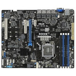 ASUS P11C-C/4L,SP XEON,C242,ATX,4DIMM