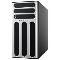 ASUS TS300-E10-PS4 Tower 4U,ASUS P11C-E/4L,LGA1151,UDIMM(4/2666MHz/128GB),4xHDD LFF H-S,soft RAID,DVR,4xGbE,4xPCi+1xMIO for Audio,500W,no ASMB9-IKVM