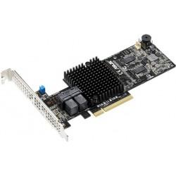 ASUS PIKE II 3108-8I/240PD,8 ports,LSI SAS 3108,RAID 0/RAID 1/RAID 10/RAID 5/RAID 6/RAID 50/RAID 60,upto 12GB/S