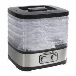 Сушилка для овощей Supra DFS-516 White 280Вт, 5 поддонов