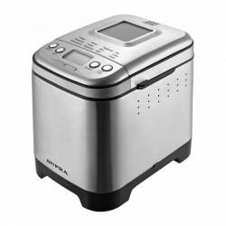 Хлебопечь Supra BMS-310 нерж.сталь,(550Вт,вес выпечки 0.75кг,12 программ)