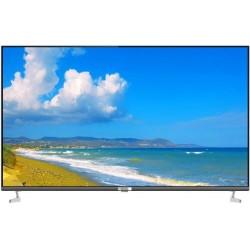 "Телевизор Polar P55U53T2CSM (55""/3840x2160/HDMI,USB/DVB-T2/WiFi/SmartTV/And/ Черный UHD 4K)"