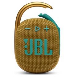 Портативная колонка JBL CLIP 4 (JBLCLIP4YEL) Bluetooth, питание от аккумулятора, Желтый