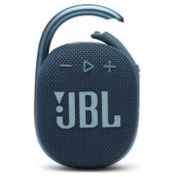 Портативная колонка JBL CLIP 4 (JBLCLIP4BLU) Bluetooth, питание от аккумулятора, Синий
