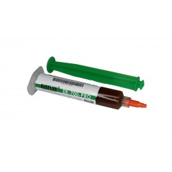Флюс гель Rusflux ER-700-PRO, 10мл, R0L1, шприц LUER lock