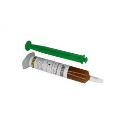 Флюс гель Rusflux FR-215-LE, 10мл, R0M1, шприц LUER lock