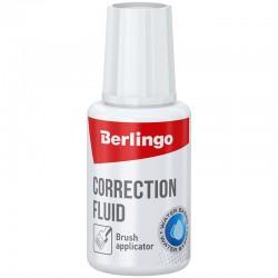 Корректирующая жидкость BERLINGO водная (KR112)
