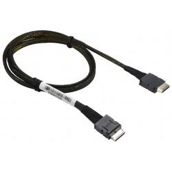 Supermicro CBL-SAST-0847 OcuLink v 1.0,INT,PCIe NVMe SSD, 76CM,34AWG