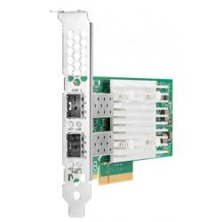 HPE Ethernet Adapter, QL41132HLCU, 2x10Gb SFP+, PCIe(3.0), Marvell, for DL325/DL385 Gen10+/ DL360G10+/DL380G10+