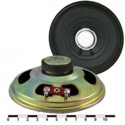 Динамик круглый, d100мм, h30мм, 4ом, 2вт, YD103-13