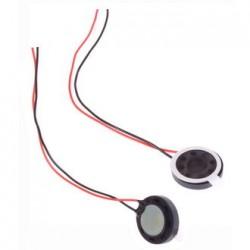 Динамик круглый,  d16мм, 8ом, 1вт, с проводами, S1396