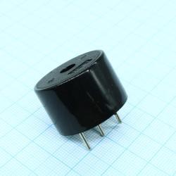 излучатель EFM-473/+12в 80db 3мА 3.5кГц генератор 30мм