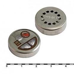 Микрофон МКЭ-84-1/1.3-4.5в, 300-4000гц, 6-20мВ/Па