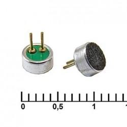 Микрофон электретный DG04522DD