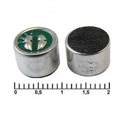 Микрофон электретный DG09767CD(-P)