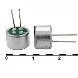 Микрофон электретный ECM-4F-(P)