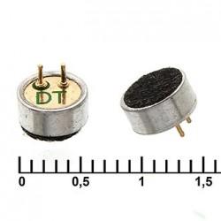Микрофон электретный EM-6027P