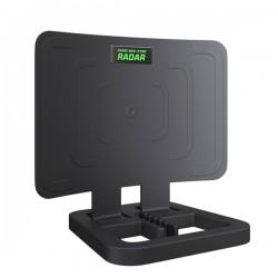 Антенна TV комнатная РЭМО BAS-5106-5V RADAR/ 5V активная, DVB-T2, без б/п, 15-26 дБи, коробка