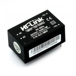 Блок питания на плату  5в, 1а, 38*23*18мм, Hi-Link HLK-5M05