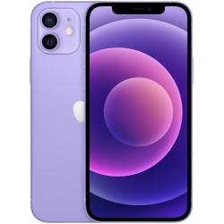 "Смартфон Apple iPhone 12 64Gb Фиолетовый 1sim/6.1""/2535*1170/A14/64Gb/12+12Мп/NFC/iOS14/MJNM3RU/A"