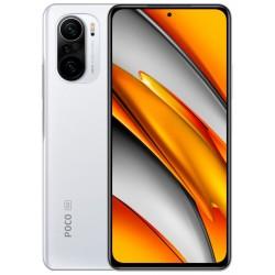 "Смартфон POCO F3 6/128Gb Arctic White 2sim/6.67""/2400*1080/1*3.2+4*1.8+3*2.42ГГц/6Gb/128Gb/48+8+5Мп/NFC/And11/4520mAh"