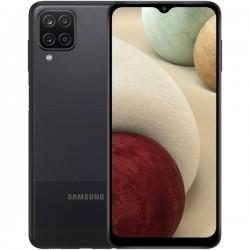 "Смартфон Samsung Galaxy A12 4/64Gb SM-A125F Черный 2sim/6.5""/1600*720/8х2.3ГГц/4Gb/64Gb/mSD/48+5+2+2Мп/NFC/And10/5000mAh"