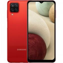 "Смартфон Samsung Galaxy A12 3/32Gb SM-A125F Красный 2sim/6.5""/1600*720/8х2.3ГГц/3Gb/32Gb/mSD/48+5+2+2Мп/NFC/And10/5000mAh"