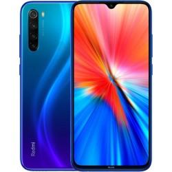 "Смартфон Xiaomi Redmi Note 8 (2021) 4/64Gb Neptune Blue 2sim/6.3""/2340*1080/4*2.0+4*1.8ГГц/4Gb/64Gb/mSD/48+8+2+2Мп/NFC/And11/4000mAh"