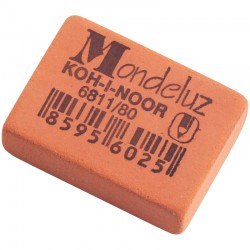 "Ластик KOH-I-N00R ""Mondeluz"" 80, каучук 26*18,5*8мм  (6811080002KDRU)"