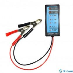Тестер S-Line GK-503/ тестер автомобильных аккумуляторных батарей