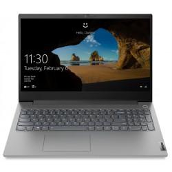 "Ноутбук Lenovo ThinkBook 15p IMH 15.6"" UHD (3840x2160) AG 600N, i7-10750H 2.6G, 16GB DDR4 2933 SODIMM, 512GB SSD M.2, GTX 1650Ti 4GB, WiFi, BT, FPR, HD Cam, 3cell 57Wh, NoOS, 1Y CI, 1.99kg 20V3000YRU"