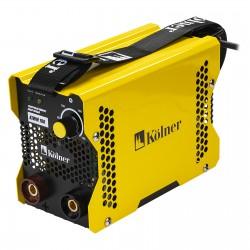 Сварочный аппарат Kolner KIWM 190 3,5кВт, 20-190А, инверторный (IGBT), электроды 1,6-3,2мм