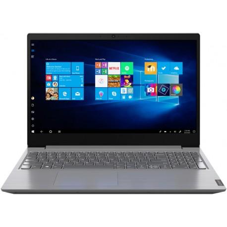 """Ноутбук Lenovo V15-IGL Cel-N4020/4Gb/128SSD/noDVD/VGA (15.6""""/int/Dos/FHD/Grey/82C30027RU)"""
